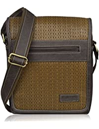 Amazon: Laurels Men's Leather Messenger Bags – Upto 85% OFF (From Rs.799/-)