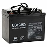 Universal Power Group 45976 Sealed Lead Acid Battery