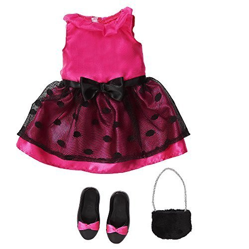 Journey Girls Celebration Outfit - Pink Dress by Toys R Us