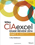 img - for Wiley CIAexcel Exam Review 2014: Part 1, Internal Audit Basics (Wiley CIA Exam Review Series) book / textbook / text book