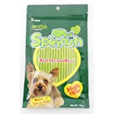 JerHigh Spinach Stix Dog Treats, 70 G