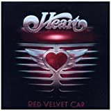 "Red Velvet Carvon ""Heart"""