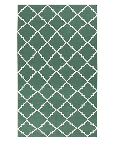 Surya Frontier Rug, Forest/Light Gray, 9' x 13'