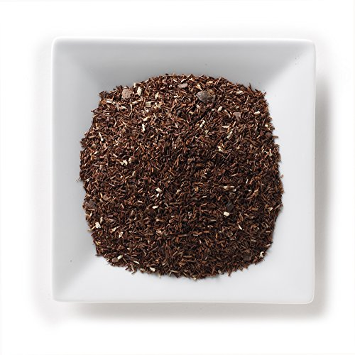 Mahamosa Rooibos Herbal Tea and Tea Filter Set: 8 oz Chocolate Cream Truffle Rooibos (Red Bush) Tea, 100 Loose Leaf Tea Filters (Bundle- 2 items)(Tea ingredients: Rooibos tea, chocoalate chips (sugar, ground cocoa beans with cocoa butter, powdered cocoa, emulsifying agent: soy lecithin), coconut shreds, flavoring) (Bush Beans 8 Oz compare prices)