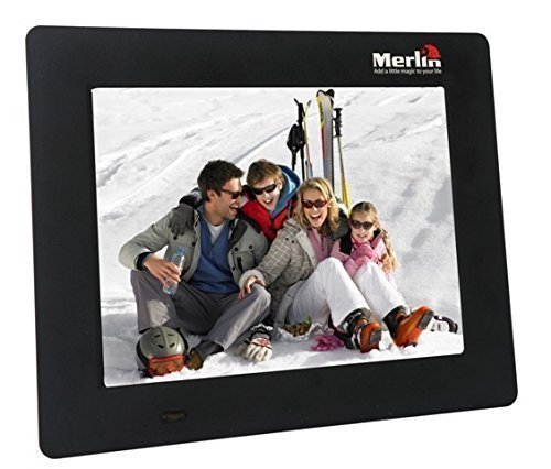 "Merlin Digital Merlin 7"" Digital photo Frame"