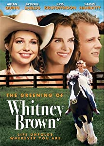 Greening of Whitney Brown by ARC Entertainment