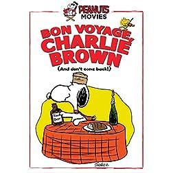 Peanuts: Bon Voyage Charlie Brown