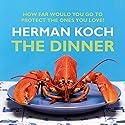 The Dinner Hörbuch von Herman Koch Gesprochen von: Clive Mantle