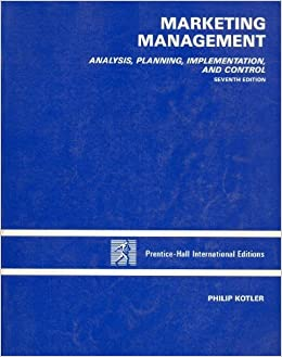 marketing management kotler 13th edition sonic 1000 pda