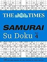 The Times Samurai Su Doku 4