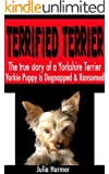 Terrified Terrier: The True Story of a Yorkshire Terrier Yorkie Puppy Molly is Dognapped, Offered for Sale  & Held to Ransom