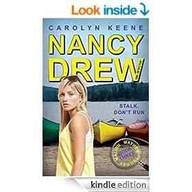 Stalk, Don't Run: Book Three in the Malibu Mayhem Trilogy (Nancy Drew (All New) Girl Detective)
