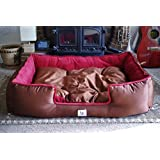 """NEW-Luxury Large Dog Bed XXL 42"""" For the largest of breeds. TOAby TOA"""