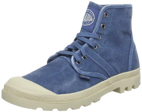 Palladium PALLABROUSE~BLUE~M 02477-414-M, Stivaletti uomo, Blu (Blau (BLUE)), 43
