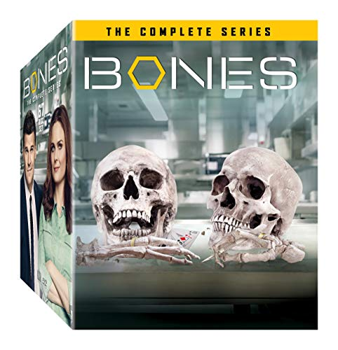 DVD : Bones: The Complete Series (Widescreen, Dolby, Subtitled)