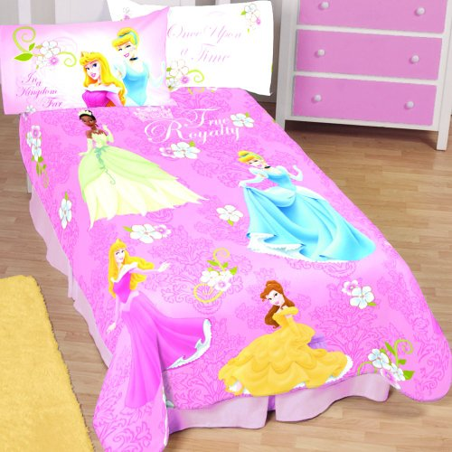 Princess Tiana Bed
