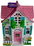 Fisher Price Sweet Streets 2 Story Playhouse Cottage White Sides PLAYHOUSE ONLY