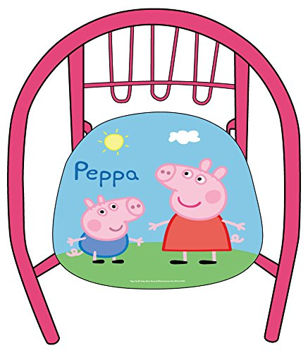 Peppa Pig - Sillón metal (Arditex PP7876)