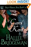 A Carol for Kent (Romantic Suspense) (Song of Suspense Series Book 3)