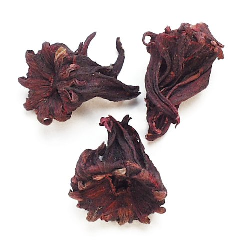 Hibiscus Flower - 2 Lb Bag / Box Each