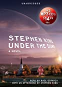 Under The Dome: A Novel: Stephen King, Raul Esparza: 9781442345508: Amazon.com: Books