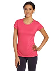 New Balance Women's Komen Go 2 Short Sleeve Top