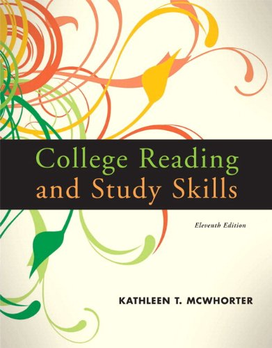 College Reading and Study Skills (with MyReadingLab...