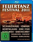 Image de Feuertanz Festival 2011 [Blu-ray]