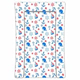 Linens Limited Seaside Changing Mat