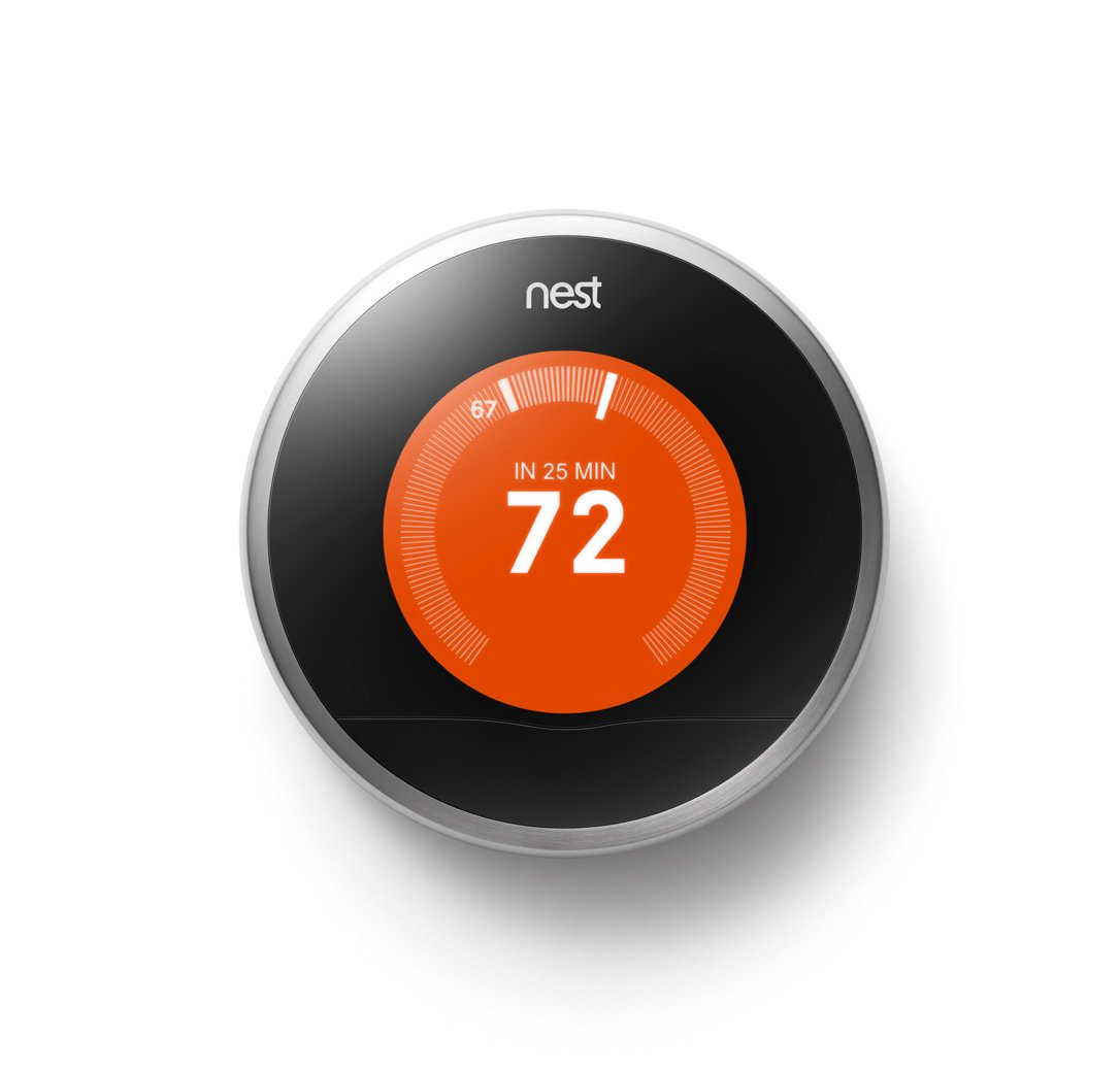 nest thermostat internet of things best gadget 2014