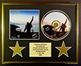QUEEN/CD DISPLAY/LIMITED EDITION/COA/MADE IN HEAVEN