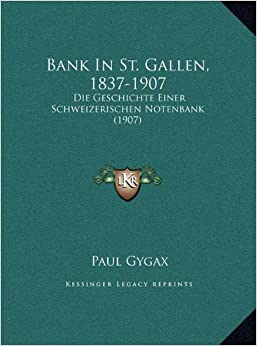 st gallen bank