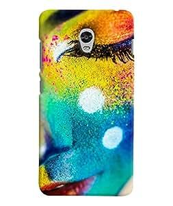 FurnishFantasy Designer Back Case Cover for Lenovo Vibe P1