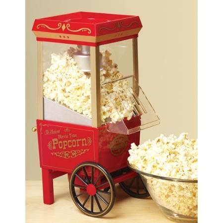Nostalgia Electrics Vintage Collection Hot Air Popcorn Maker, OFP501 (Little Electric Stove compare prices)