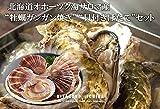 【冬ギフト 北海道サロマ湖産 殻付き生牡蠣 ガンガン蒸し焼き 2年牡蠣3.5kg 約30個 特大貝付き活ほたて 希少な4年貝 セット】流氷がもたらす豊富なミネラルをたっぷり取り込んで育った牡蠣とほたては甘く濃厚でとってもプリプリ。時にはギフトに、時には自分へのご褒美をちょっと贅沢に。 (牡蠣3.5kg 約30個 貝付きほたて20枚)