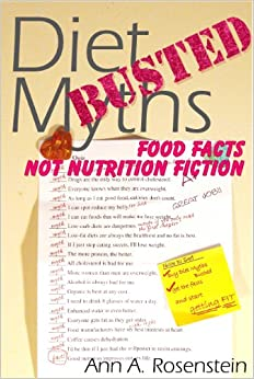 27 diet myths busted book