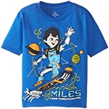 Disney Little Boys' Miles From Tomorrowland Toddler Boys Tee