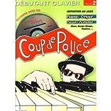 echange, troc Roux denis - Coup de Pouce débutant clavier vol 2 + 1cd (initiation au jazz)