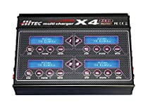 HiTec 44169 X4-80 4-Port Multi-Chemistry Charger