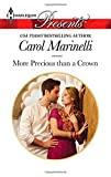 img - for More Precious Than a Crown (Harlequin Presents\Alpha heroes meet the) book / textbook / text book