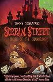 Tommy Donbavand Scream Street 12: Secret of the Changeling