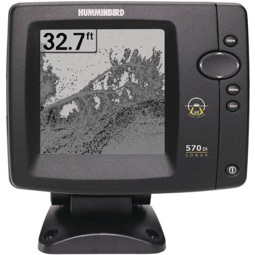 Humminbird fishfinder humminbird 570 di fishfinder 408100 for Humminbird portable fish finder