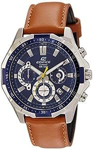 Buy Casio Edifice Analog Blue Dial Men's Watch-EFR-554L ...