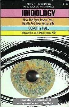 Study of the eyes iridology