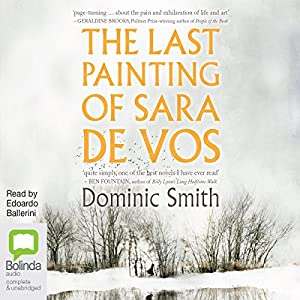 The Last Painting of Sara de Vos Audiobook