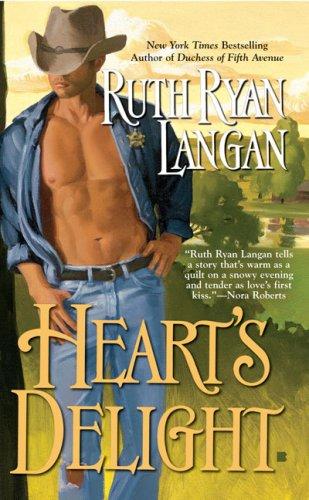 Heart's Delight (Berkley Sensation), RUTH RYAN LANGAN
