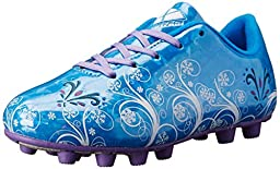 Vizari Frost Soccer Cleat (Toddler/Little Kid), Blue/Purple, 10 M US Toddler