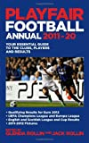 Cover of Playfair Football Annual 2011-2012 by Jack Rollin Glenda Rollin 0755362330