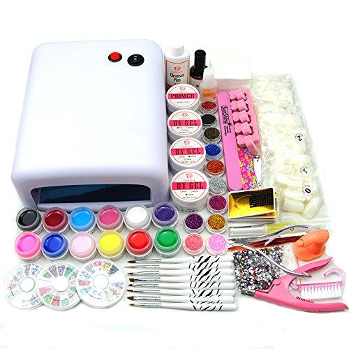 coscelia-36w-lampe-12-couleur-gel-uv-ongles-colle-pinceau-cuticule-nail-art-tips-decor-manucure-kits