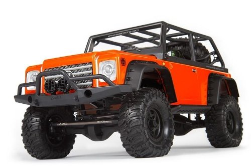 Axial Racing 90021 Axial 1/10 SCX10 4WD Kit with Dingo Body